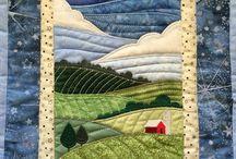 Paisajes patchwork