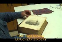 Book Restoration, Album Ideas etc / by Purdy