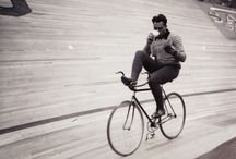 Cycling / by Christopher Wood