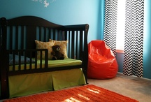 Kid rooms / by Heidi Roseberry