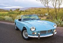 Triumph Spitfire / Standard Triumph's two seater sports car first introduced in 1962 last produced in 1980
