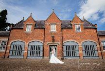 Combermere Abbey Shropshire Wedding Photography / Weddings at Combermere Abbey