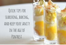 Blog / Pastry Chef Jen Barney's tips on how to create beautiful desserts in your own home.