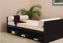 Beds: Murphy, Daybed and the like