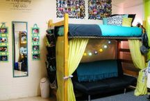 Dorm Ideas / by Dana Toledo