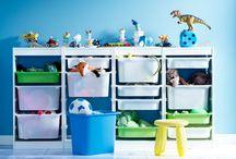 New Nursery Ideas / Temporary nursery / by Vanessa Lopez Morán