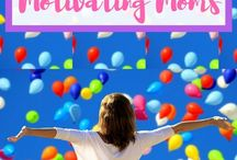 Inspirational Quotes / Inspirational and motivational quotes perfect for busy moms stuck in the trenches of mom life.
