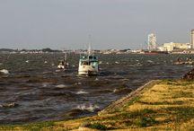 Belém, Pará, Brazil. Foto: Luxã Nautilho