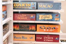 Board game things / by Stephanie Crump