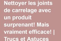 astuces nettoyage
