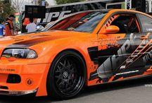 BMW 3 Series Custom Modified / BMW 3 Series Custom Modified