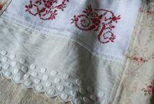 Fabric crafts / by Chamara Pansegrouw (Gypsy Purple)