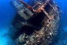 submarine wrecks,denizaltı enkazları