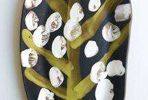 vassoi ceramica