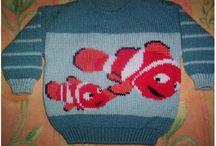 tricot némo