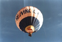 Wheres my RE/MAX Balloon? / Where is the RE/MAX Balloon flying?
