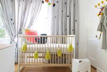 baby room inspiration (nat)  / Planning & inspiration for spare room -> baby room conversion