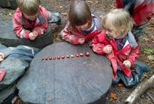 Outdoor learning / Ideas for primary schools.