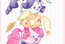 Equestria lányok