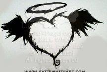 Katie White Art [Tattoo Designs]