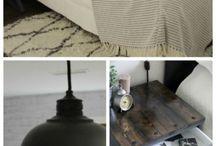 Master Bedroom Inspiration / Gorgeous Master Bedroom Inspiration!