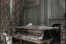 - Abandoned places -