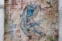 mixed media_разное / collage, mixed media