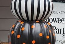 Halloween Projects / Card inspiration, DIY projects, and ideas!