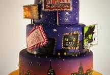 musical cake
