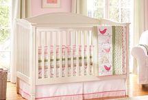 Baby Room/Evie's Room  / by Tessa Pollock