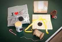 Christmas DIYs / Inspiration for some quick and easy Christmas DIYs for you and your family.