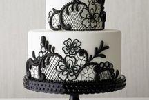 wedding cakes&sweets / by Jenn Hazelton