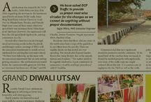 SEVEN SEAS DIWALI UTSAV featured in Jagran City Newspaper.