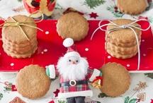 """Recetas de Navidad """"Olivas en la cocina"""" / Todo tipo de recetas de Navidad, tanto dulces como saladas."""