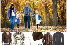 What to wear - family shoots!