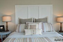 Headboards / Collection of headboards.