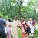 HH Jayapataka Swami Vistis ISKCON Philadelphia on 11 June 2013