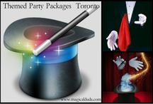 Themed Party Packages Toronto / Magical Duda offers Themed Party Packages Toronto that suit a wide range of budget. Book our magic show and make your child's dream party come true! http://public.fotki.com/magicalduda/themed-party-packag-1/themed-party-packag.html