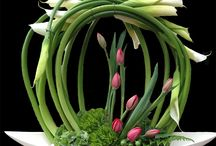 Floral artistry / Floral displays that inspire