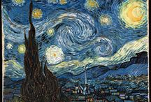 Famous Works of Art / These are my favorite and most famous works of art.