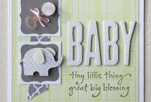 Baby kaartjes 2