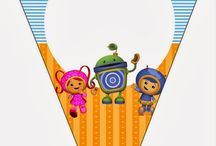 Umizoomi birthday