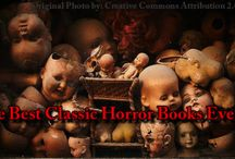 The Best Horror Books You Have to Read / Find the best horror books...
