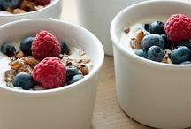 Morgenmad / Inspiration til morgenmaden