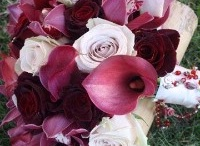 Wedding bouquets for Steph