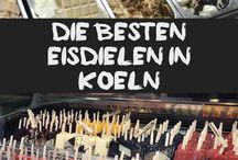 Köln: Eis & Eisdielen / Eis, Eis, Eis. Ich stelle euch die besten Eisdielen in Köln vor.