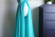 vestidos gestante