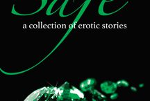 Safe: a collection of erotic stories / Safe is my second single-author collection, following the release of If... Then a month prior. The two volumes were originally submitted as a single manuscript and were divided roughly between the erotic romance stories (which became If... Then) and the erotica stories. This one is the erotica collection, and it's out now from 1001 Nights Press!