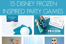 All Things FROZEN! Camp 2018