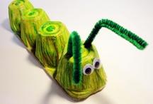 Bug Crafts & Activities